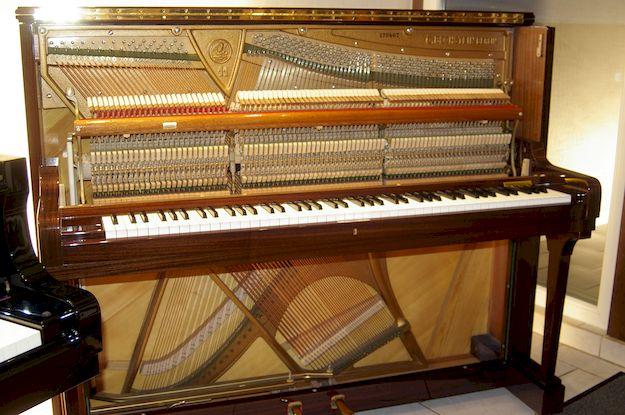 C.Bechstein Klavier Modell 11a bei Pianohaus Fischer in Erftstadt bei Köln