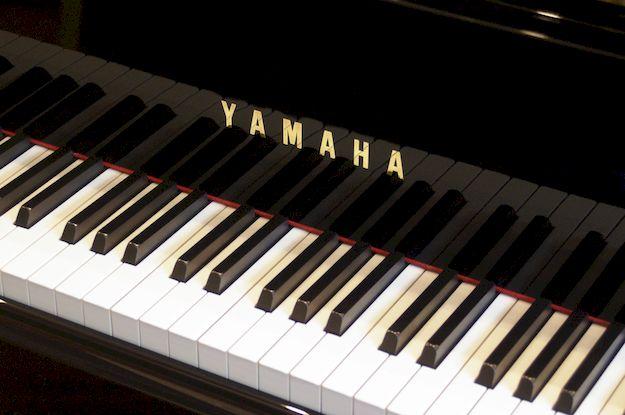 Yamaha Flügel C3 bei Pianohaus Fischer in Erftstadt bei Köln