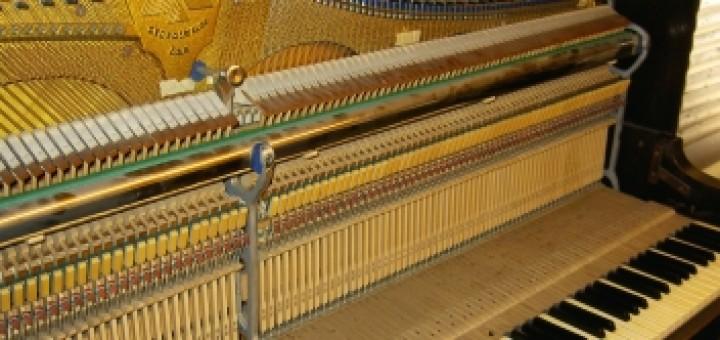 Piano Fischer mit eigener Meisterwerkstatt