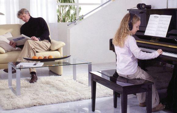 Quiet Time bei Pianohaus Fischer in Erftstadt bei Köln