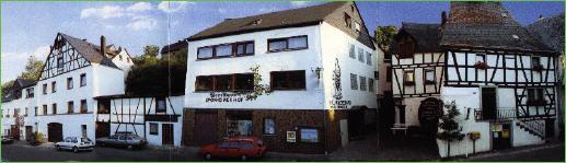 Weinhaus Sponheimer Hof in Enkirch/Mosel