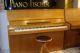 Kemble Klavier Eiche hell bei Pianohaus Fischer in Erftstadt bei Köln